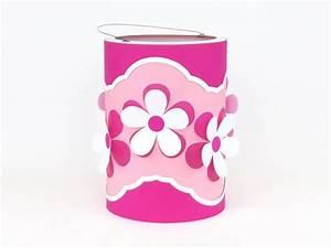 Laternen Basteln Vorlagen : rosa laterne mit blumen bastelanleitung mit vorlagen ~ Orissabook.com Haus und Dekorationen