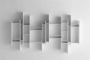 étagère Murale Bibliothèque : bibliotheque murale pas cher ~ Teatrodelosmanantiales.com Idées de Décoration