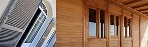 Volet Bois Sur Mesure : fenetre et volets bois lyon volets sur mesure bois lyon ~ Melissatoandfro.com Idées de Décoration