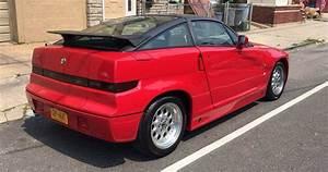 Alfa Romeo Sz : there 39 s a 1990 alfa romeo sz for sale in new york ~ Gottalentnigeria.com Avis de Voitures