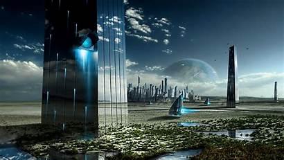 Sci Fi Wallpapers Fiction Science Computer Futuristic