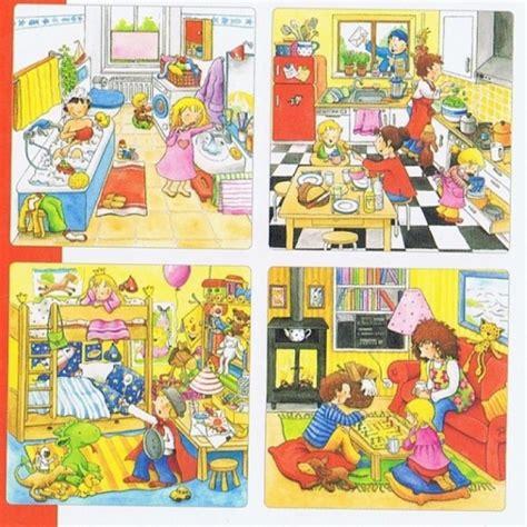 57566 GOKI koka puzle 4 slāņos Bērni ir mājās!!! 57566 | Puzles | Rotaļlietas | Ekoloģiska un ...