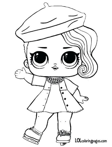 coloring pages lol dolls longesinfo