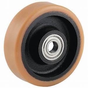 Roue De Manutention Charge Lourde : roue pour le transport de charges lourdes en polyur thane ~ Edinachiropracticcenter.com Idées de Décoration