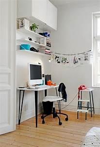 Fotos Aufhängen Ideen : arbeitszimmer im skandinavischen stil 29 coole ideen ~ Lizthompson.info Haus und Dekorationen