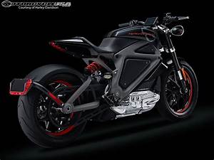Project Livewire  Harley Electric Motorcycle