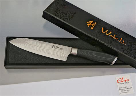 top ten kitchen knives wakoli 1dm san mik santoku damascus knife japanese