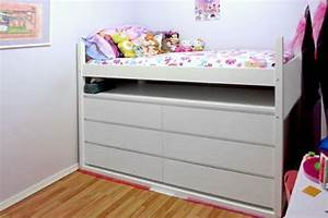 Ikea Bett Kinderzimmer : wickelkommode aus ikea kommode ~ Frokenaadalensverden.com Haus und Dekorationen