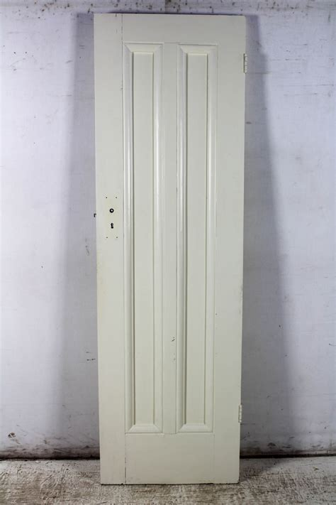 narrow  panel door renovators paradise