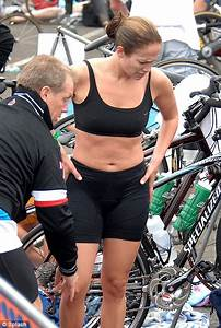 All In A Day39s Work JLo Completes Triathlon And Still