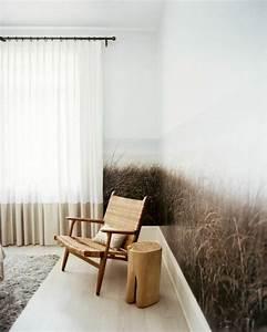 papier peint pour sejour idees de design d39interieur With idee de couleur pour salon 12 le papier peint en 52 photos pleines didees