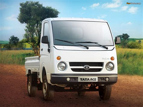 Tata Ace Wallpapers by Tata Ace Ht 2007 Images 1024x768