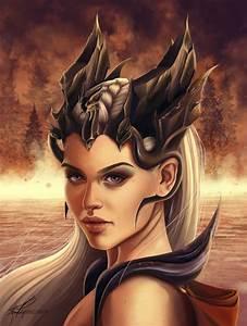 Daenerys Targaryen by KirstyCarter on DeviantArt