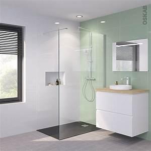 Paroi Vitrée Douche : paroi de douche l 39 italienne 120 cm verre transparent 6 ~ Zukunftsfamilie.com Idées de Décoration