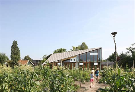 environmental bureau nature environment learning centre bureau sla archdaily