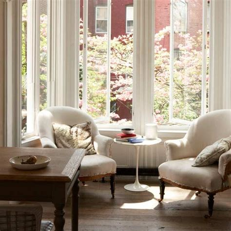 Living Room Corner Seating Ideas by Calm Reading Corner Living Room Design Ideas Image