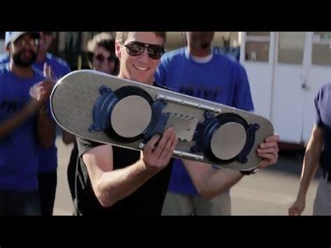Skateboard Volante La Bufala Degli Skateboard Volanti In Stile Ritorno Al