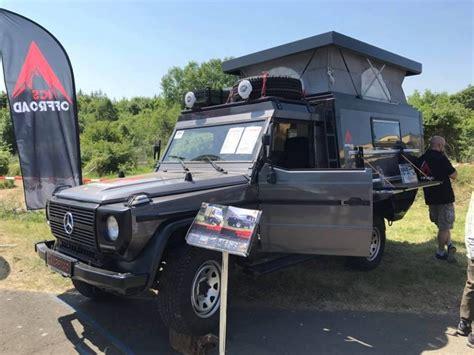 Mercedes G klase s kamper nadogradnjom - T.P.C. d.o.o.