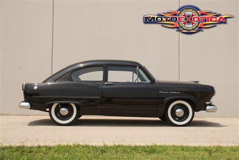 1953 Kaiser Henry J Coupe  Motoexotica Classic Car Sales