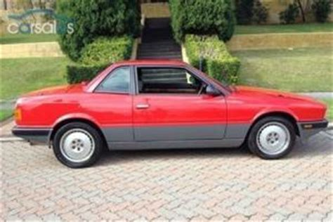 car engine manuals 1990 maserati karif electronic throttle control maserati karif 1991 2d coupe 5 sp manual 2 8l twin turbo mpfi
