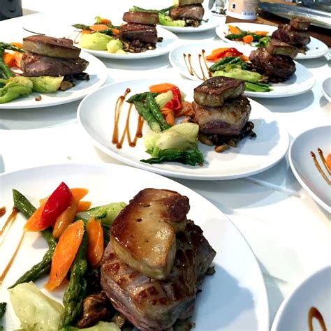 cuisine eysines chef à domicile à eysines réserver les menus de j p cravea