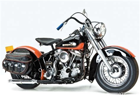 1956 Harley Davidson Fle Panhead