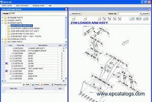 Daewoo Doosan Infracore Gpes 2011 Spare Parts Catalog Download
