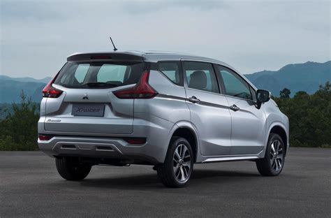 Mitsubishi Xpander Picture by Mitsubishi Expander Revealed In 14 Live Images