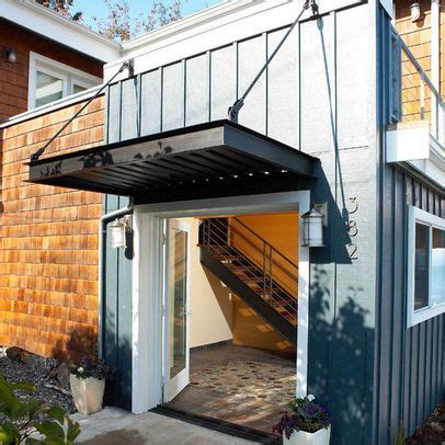 modern home awning design ideas architecture front