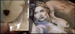 TITANIC - Kate Winslet as Rose Drawing