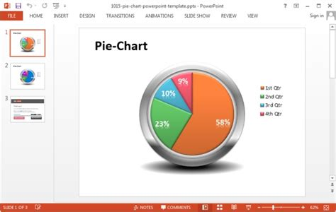 powerpoint templates  charts  graphs