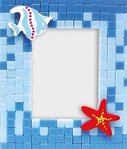 Mosaiksteine Auf Holz Kleben : kreativ set selbstklebendes poly mosaik bilderrahmen fisch 41135 mosaik shop selbstklebendes mosaik ~ Markanthonyermac.com Haus und Dekorationen