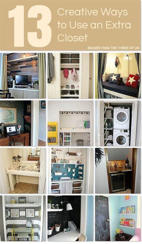Creative Closets Nyc by 13 Creative Ways To Use A Closet