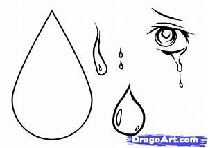 How to Draw Tears, Step by Step, Eyes, People, FREE Online ...