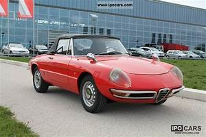Alfa Romeo Spider 1968 : 1968 alfa romeo duetto information and photos momentcar ~ Medecine-chirurgie-esthetiques.com Avis de Voitures