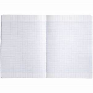 cahier brochures clairefontaine grand carreaux a4 192p 90g With cahier grand carreaux