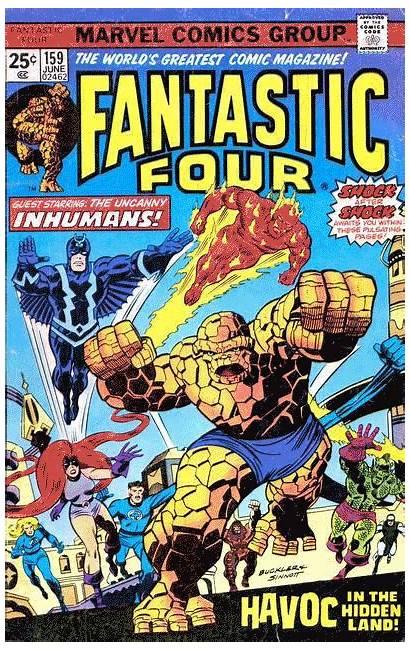 Marvel Fantastic Four Comics Covers Legacy Ff