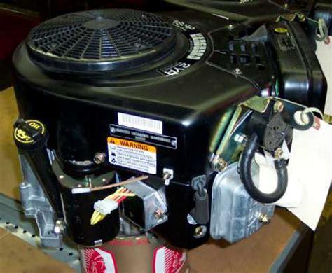 small engine surplus 350777 1159 briggs and stratton 18 hp