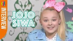 JoJo Siwa Answers Your Questions!!! - YouTube