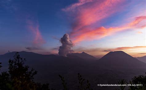 bromo volcano   july  oystein lund andersen