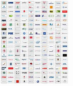 Internet Software Logos And Names