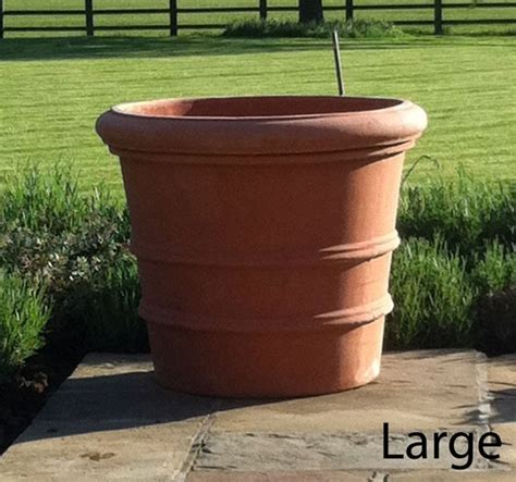 Large Clay Planters For Sale large italian terracotta pots and planters