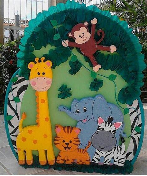 pi 241 atas de animalitos de la selva imagui muyameno com pi 241 atas de animales de la selva fiestas