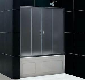 Porte Pour Baignoire : le pare baignoire coulissant se soigne de votre confort ~ Premium-room.com Idées de Décoration