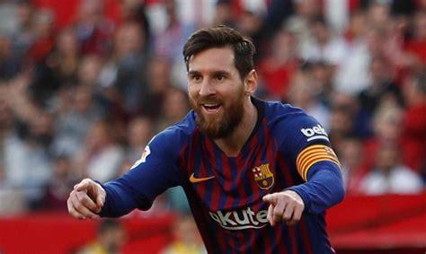 Messi se recupera antes de los partidos frente al Real ...