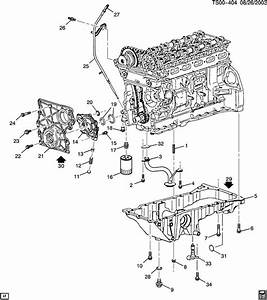 2008 Envoy Engine Diagram Oil System
