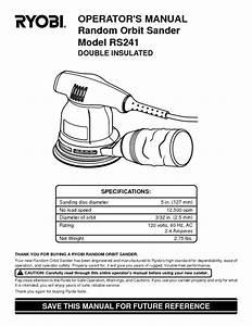 Rs241 Manuals