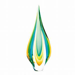 Wholesale Cool Flame Art Glass Statue - Buy Wholesale