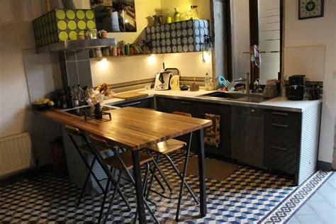 meuble cuisine acier mobiliers et menuiseries félix lachaize