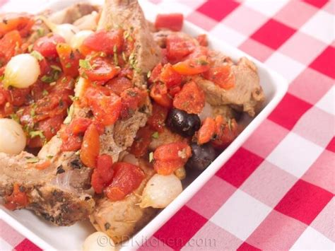 Crock Pot Country Italianstyle Spare Ribs Recipe From
